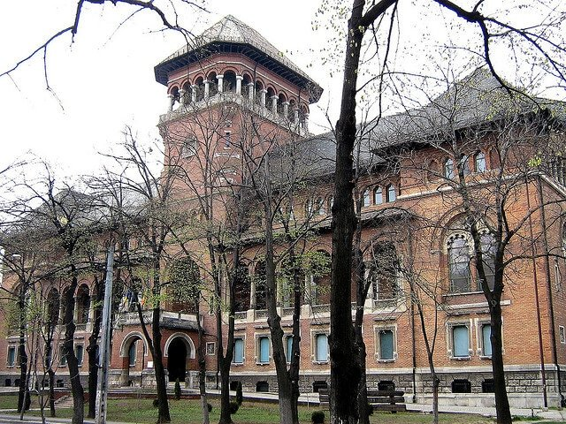 Musée du paysan roumain Bucarest