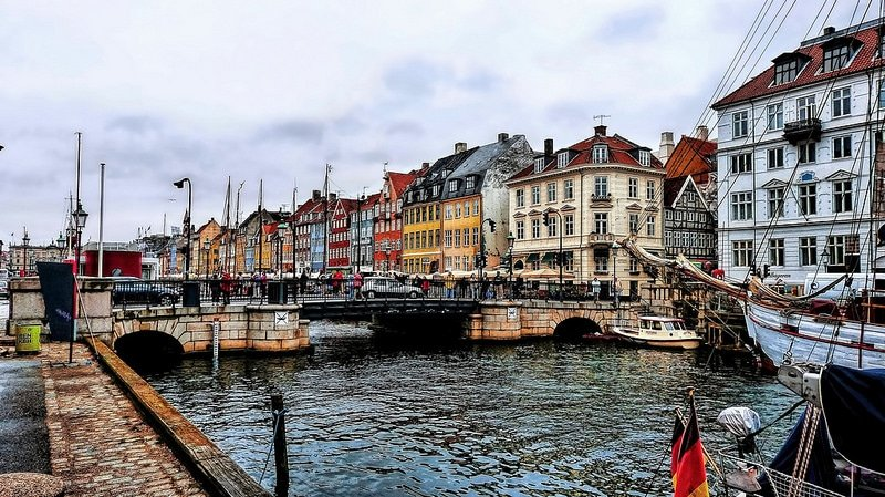 Quartier Nyhavn, Copenhague