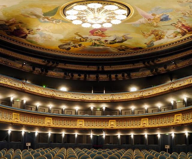 Opera Graslin, Nantes