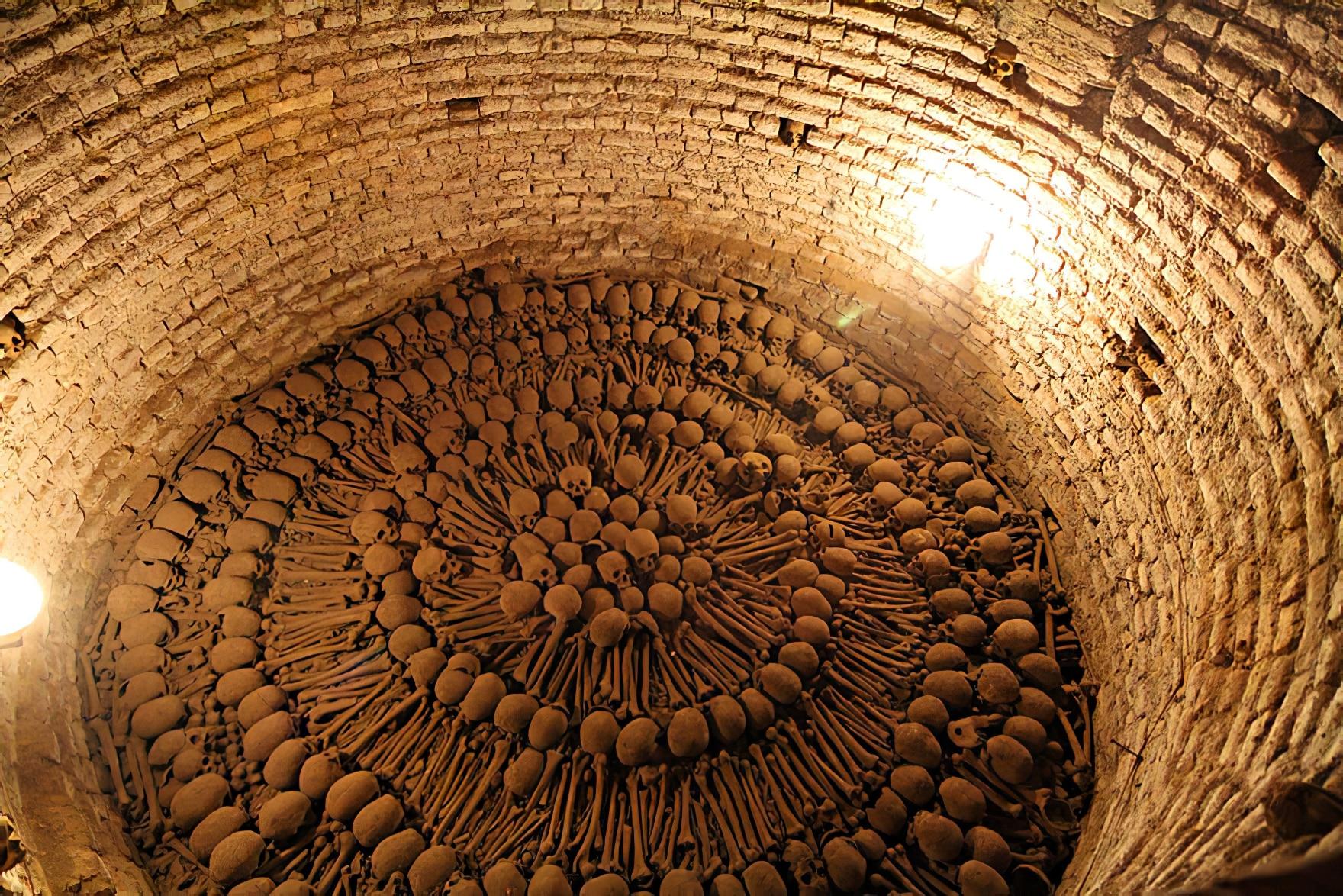 15 ossuaires et catacombes les plus étranges au monde