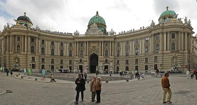 Palais de la Hofburg, Vienne