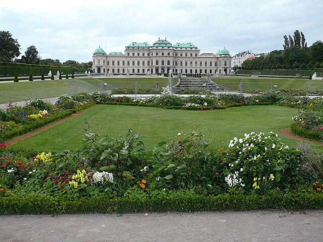 Palais du Belvédère, Vienne