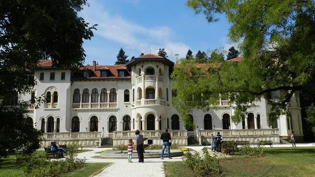 Palais et parc de Vrana, Sofia