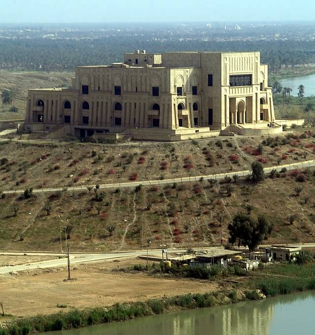 Palais présidentiel Al Hilla, Irak