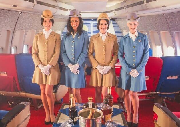 Un voyage dans les années 70 à bord d'un 747 de la Pan Am