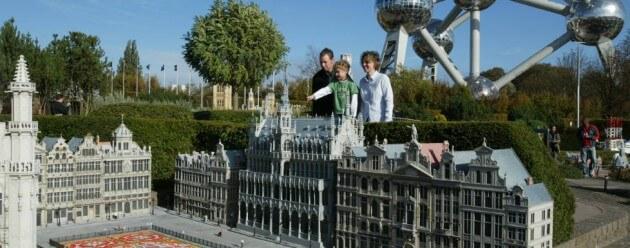 Visiter le parc Mini-Europe à Bruxelles