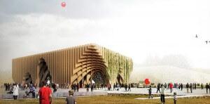 Pavillon France, Expo Milan 2015