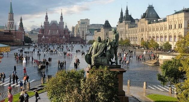 Les 12 choses incontournables à faire à Moscou