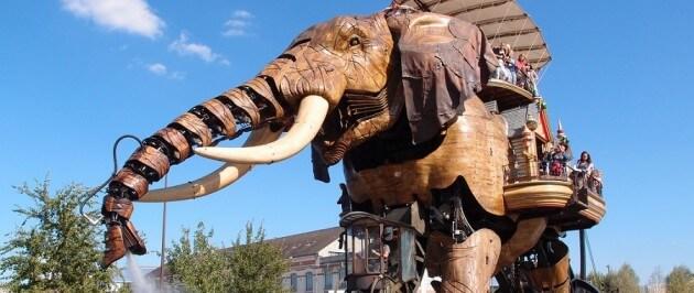 Les 10 choses incontournables à faire à Nantes