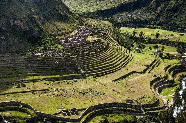 Randonnée Inca, Machu Picchu