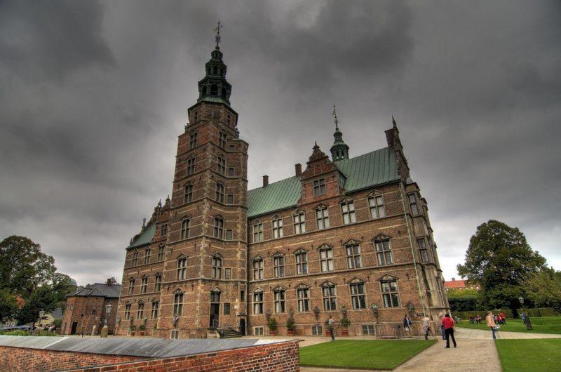 Château de Rosenborg, Copenhague