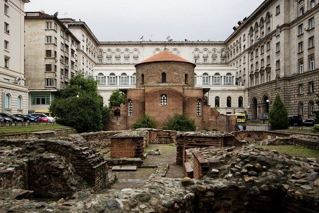 Rotonde Saint-Georges de Sofia