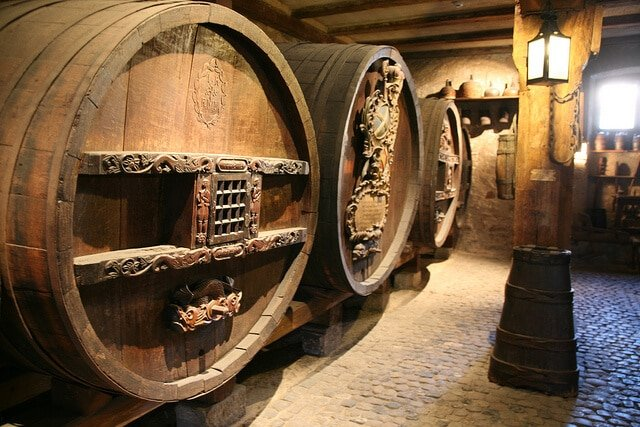 Route des vins alsaciens, Alsace