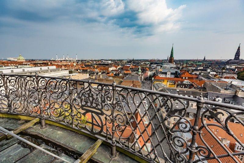 Tour Ronde (Rundetårn), Copenhague
