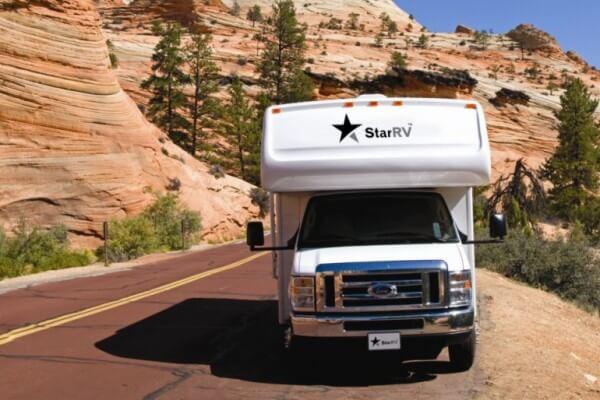 Découvrir l'Amérique en Camping Car
