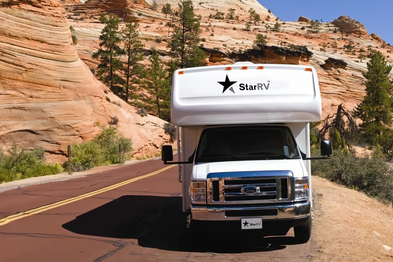 RV, camping-car Amerique