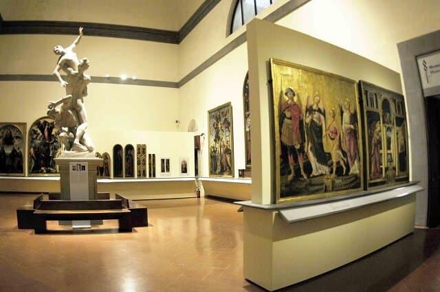 Sala del Colosso, Galleria dell'Accademia, Florence