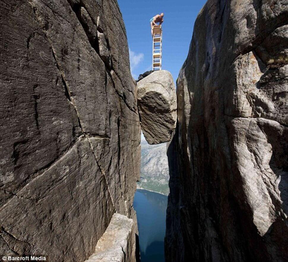 Sites touristiques les plus dangereux et pas sûrs