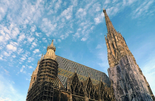 Stephansdom, Cathédrale Saint-Etienne, Vienne