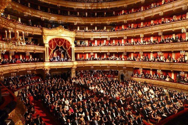 Théâtre du Bolchoï, Moscou