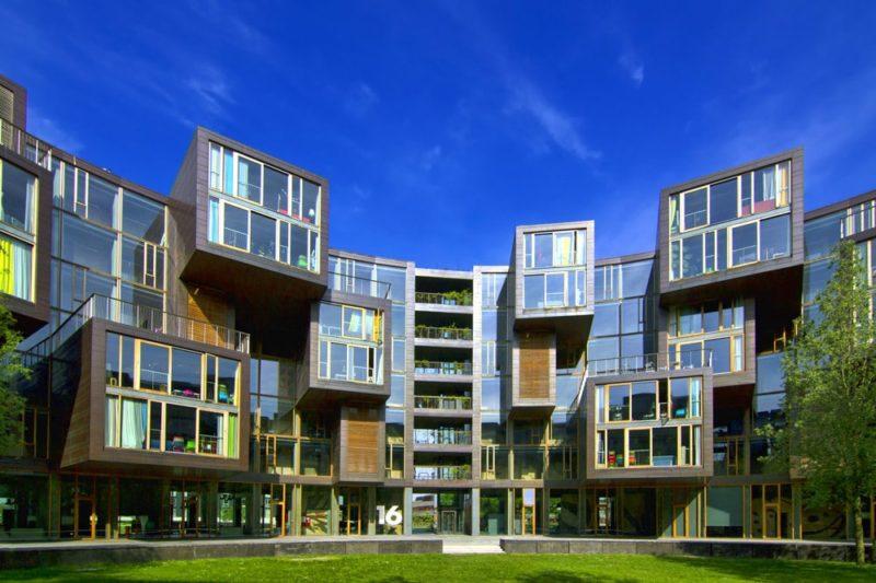 Tietgenkollegiet, Cité universitaire, Copenhague