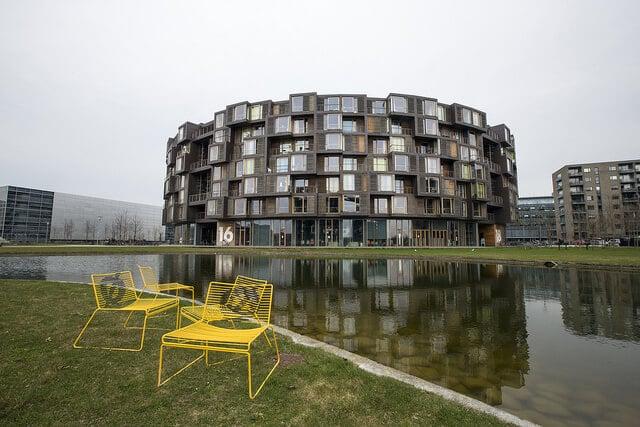 Université Tietgen Copenhague