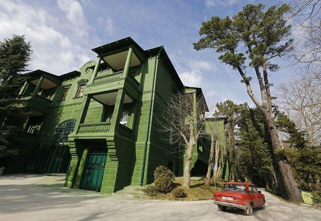 Villa Datcha Staline Sotchi