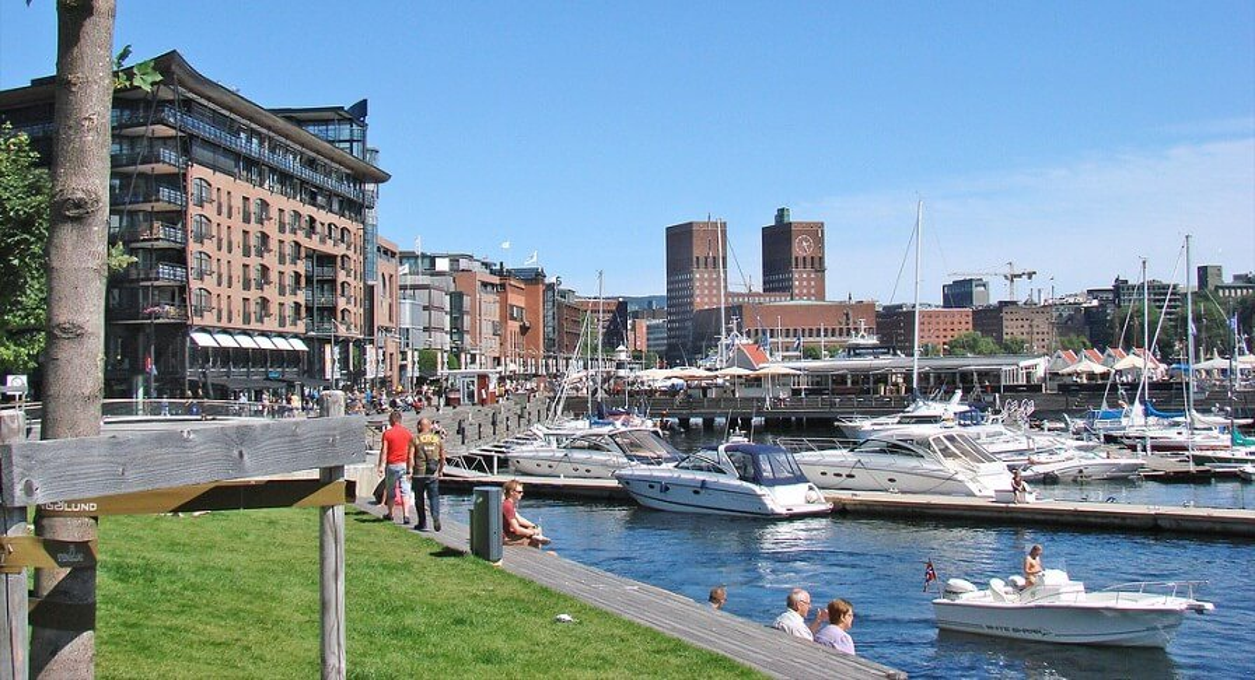 Visiter Oslo