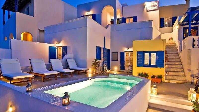 Les h tels les plus romantiques du monde - Plus belle chambre du monde ...