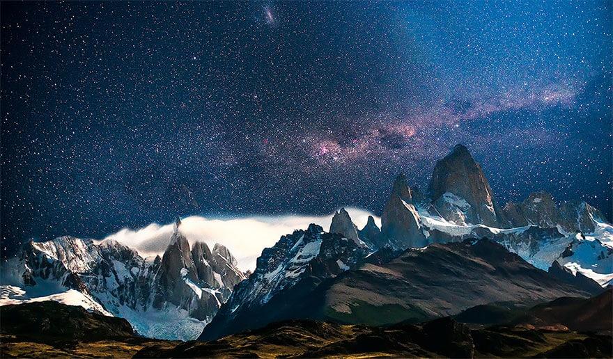Bien connu 20 des plus belles photos de la nuit étoilée autour du monde QG49