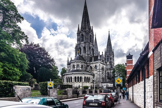 Cathédrale Saint-Finbarr, Cork