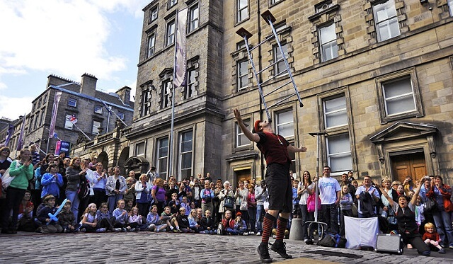 Fringe Festival Edimbourg