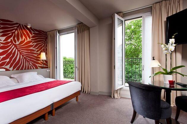 Gardette Park, hôtel Paris