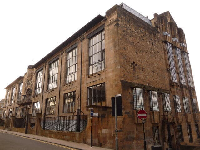 Glasgow School of Art, Mackintosh
