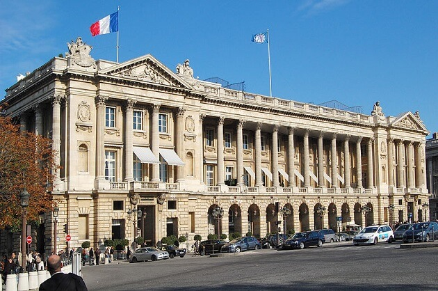 Hotel de Crillon Paris