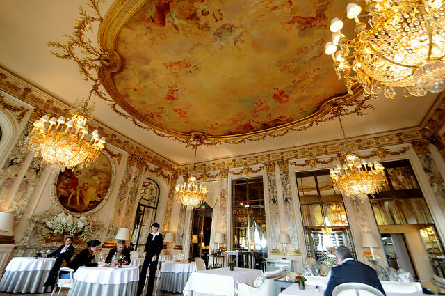 Hôtel Le Meurice Paris