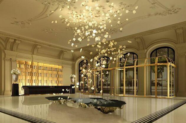 Hôtel Peninsula Paris