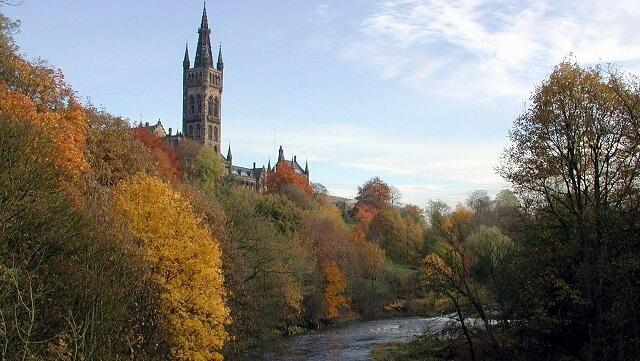 Kelvingrove Park Glasgow
