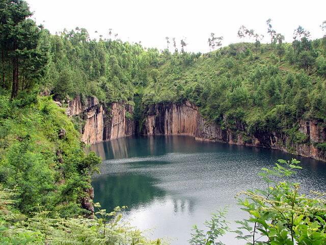 Lac Tritriva Antsirabe
