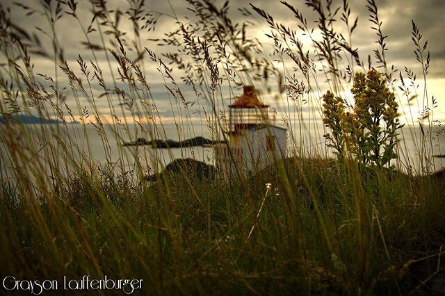 Litløy Fyr Littleisland Lighthouse Hôtel Norvège