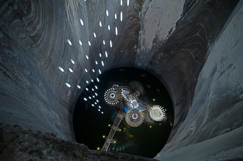 Mine de sel de Turda, Roumanie