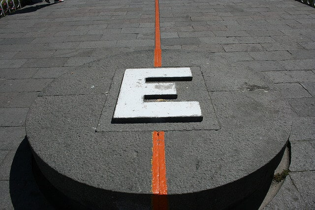 Mitad del Mundo, moitié du monde, ligne équateur, Quito