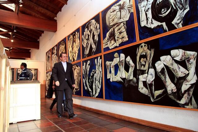 Musée Guayasamin Quito