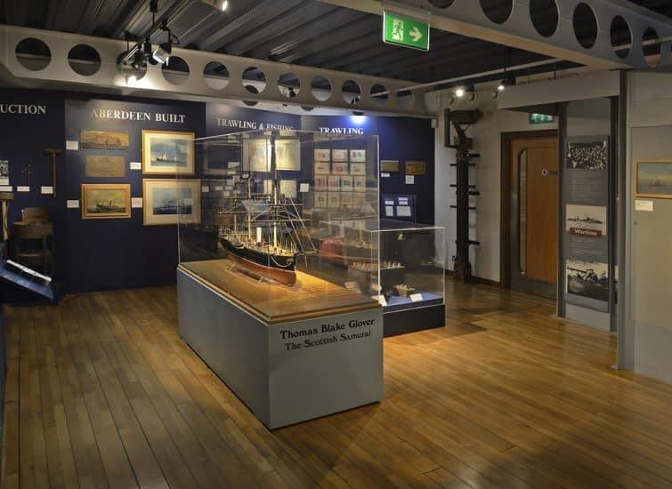 Muse maritime d'Aberdeen