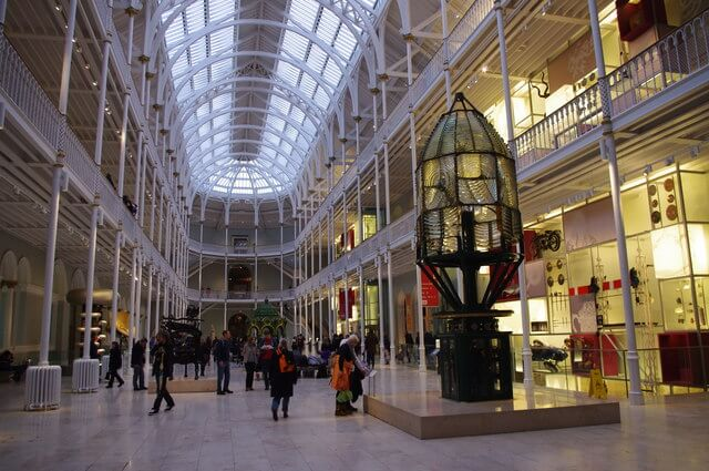 Musée National d'Ecosse, Edimbourg