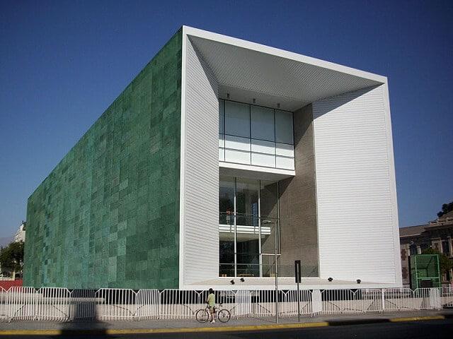 Museo de la memoria y los derechos humanos, Santiago