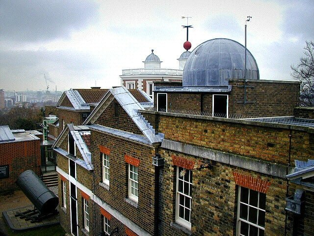 Observatoire royal de Greenwich, Londres