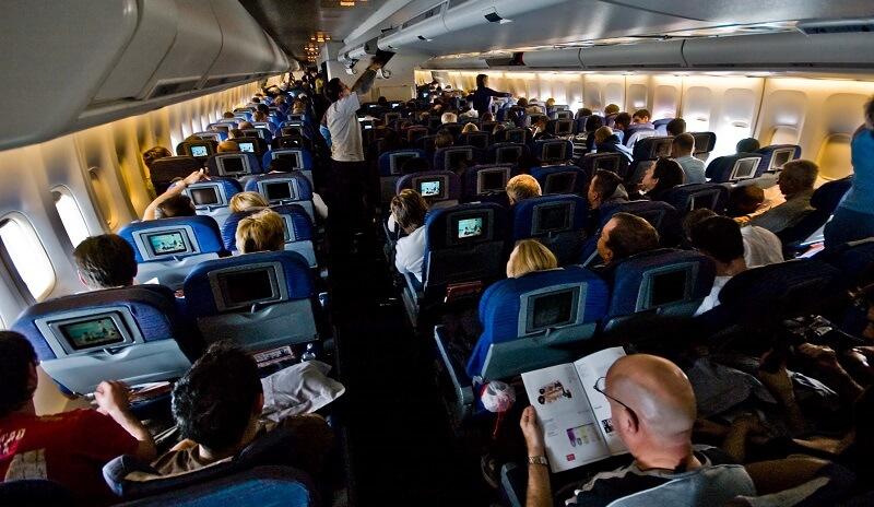18 phrases insolites prononcées dans un avion