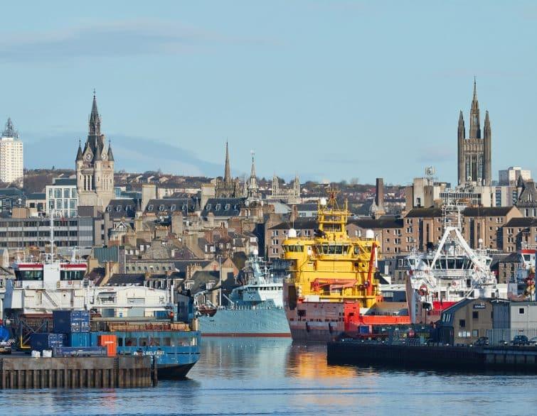 Port d'Aberdeen