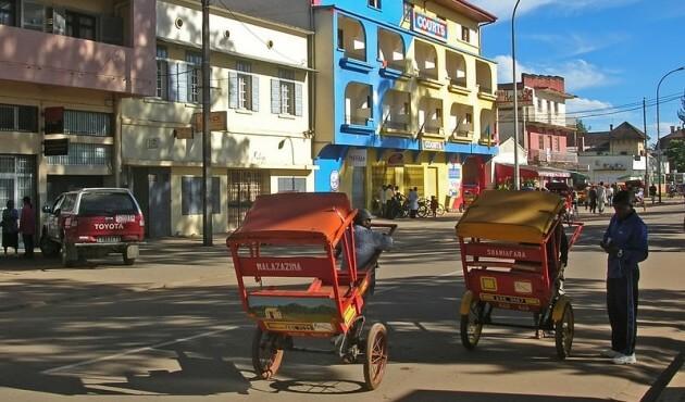 Antsirabe et ses attractions touristiques
